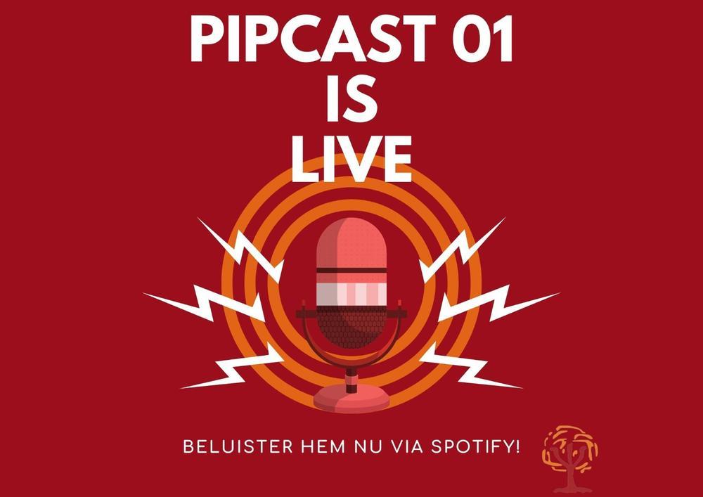 Nieuwe PIP-cast nu te beluisteren!