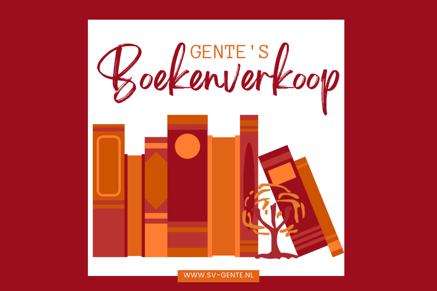 Gente's boekenverkoop
